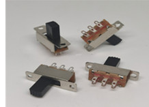 拨动开关制造工艺一般用于低压电路