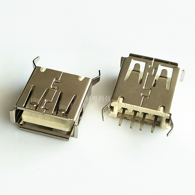 USB直插插座