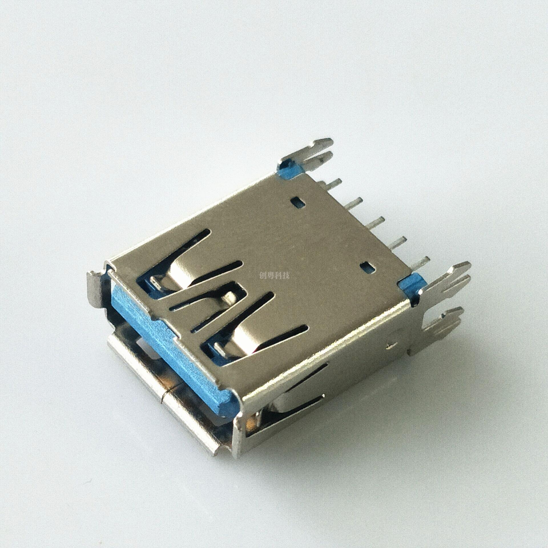 USB 3.0 立式插座