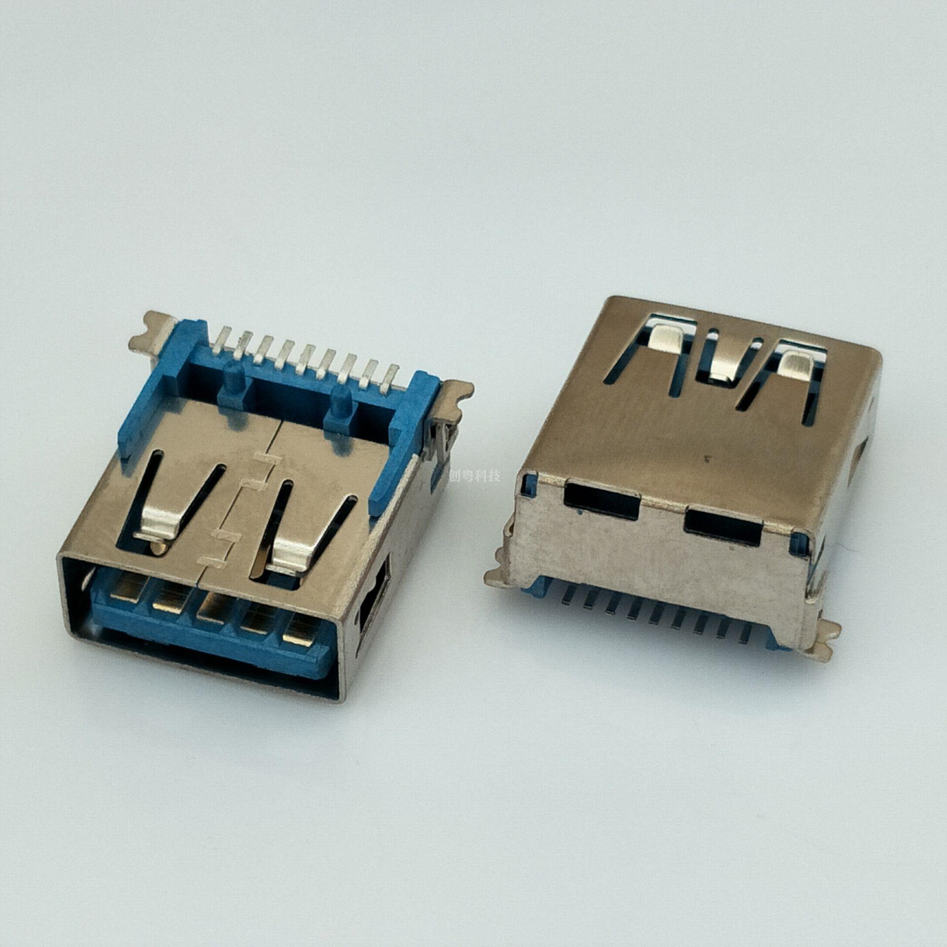 USB 3.0 全贴母座