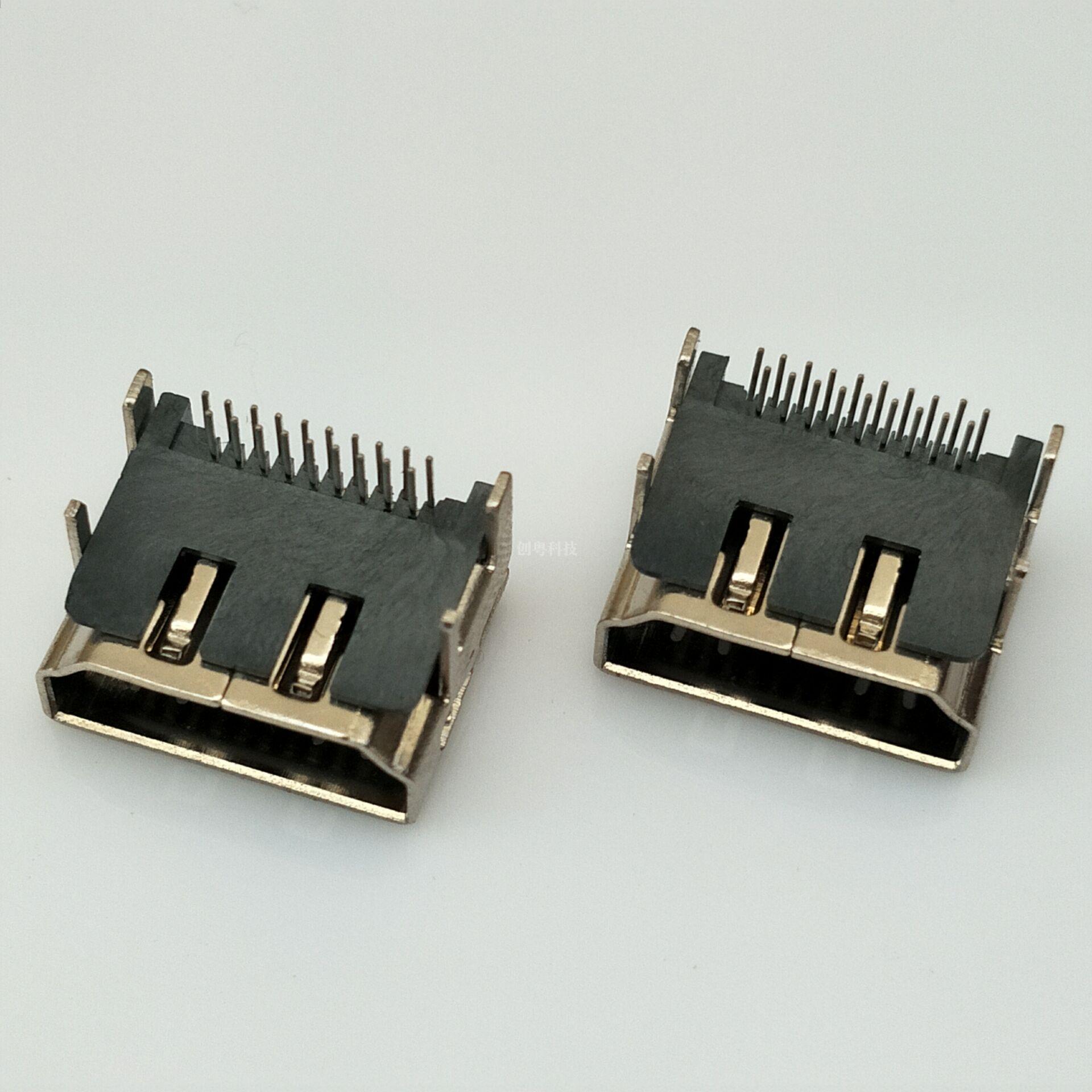 HDMI插板母座