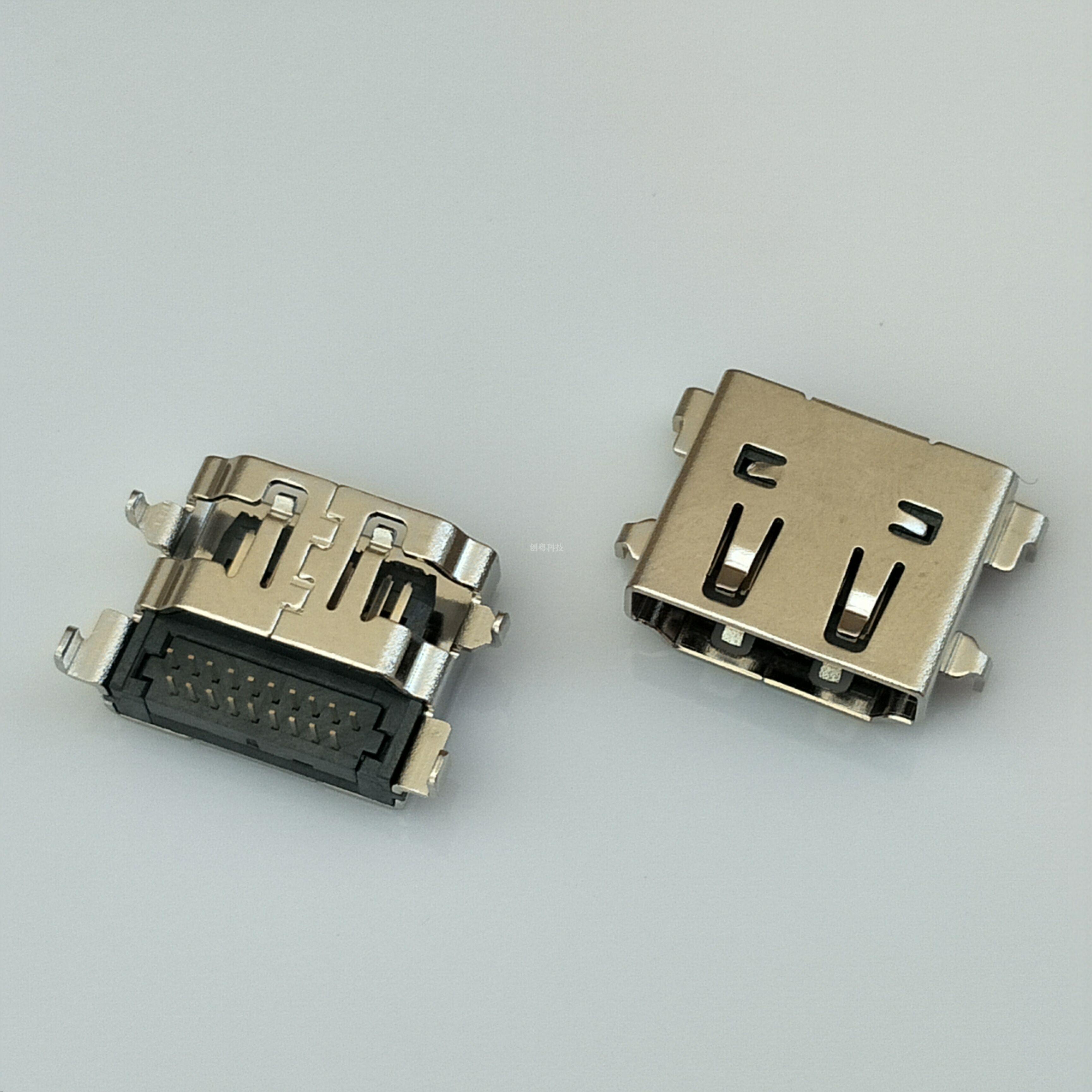 HDMI沉板母座