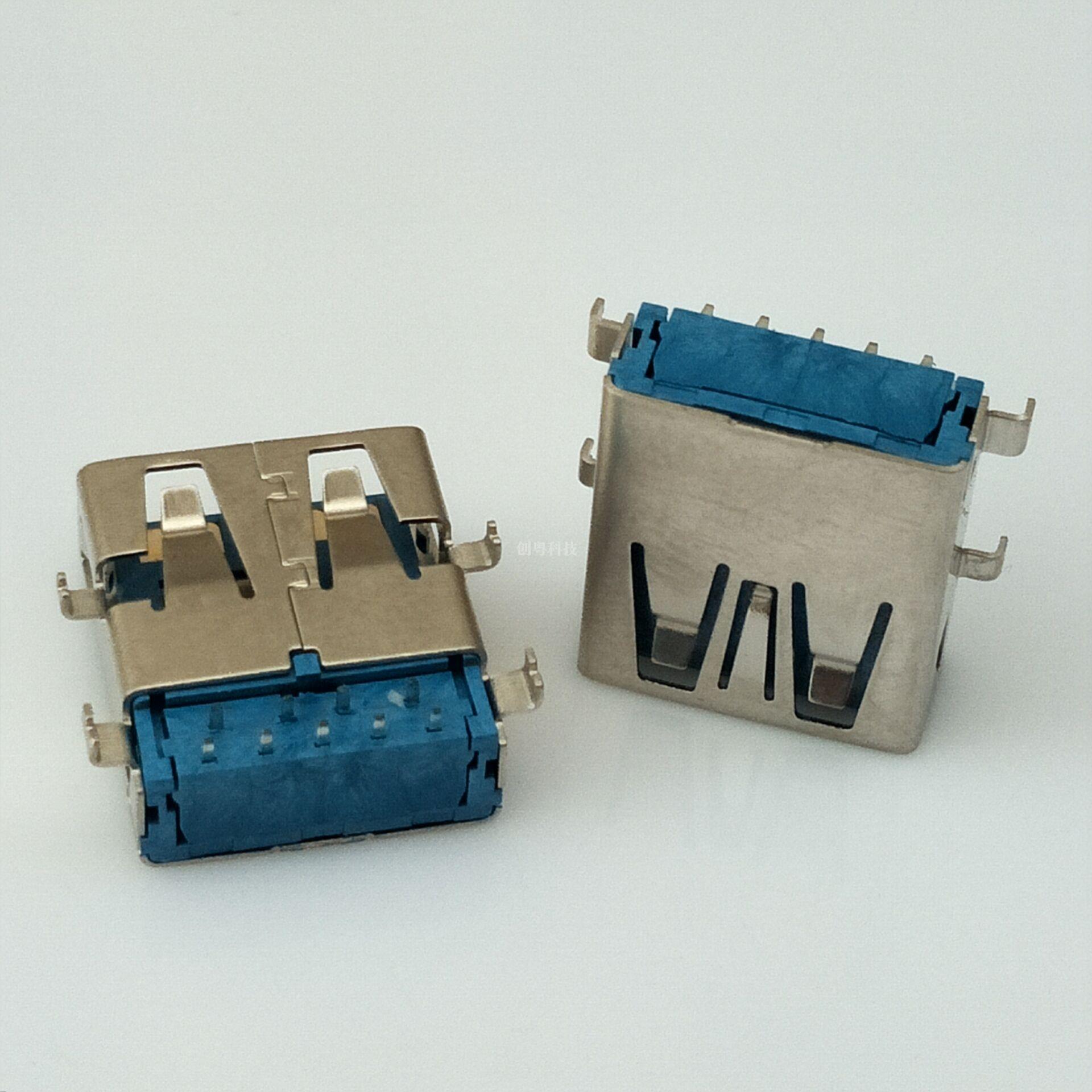 USB 3.0 沉板DIP