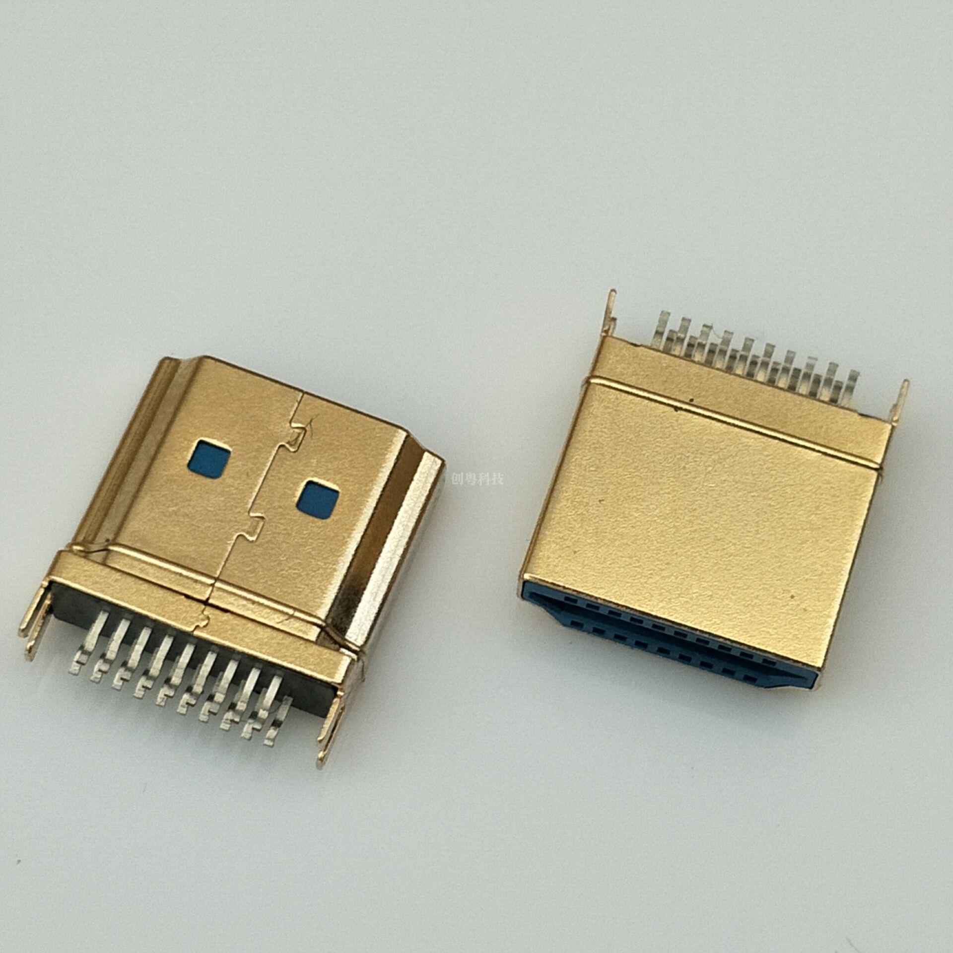 HDMI高清公头