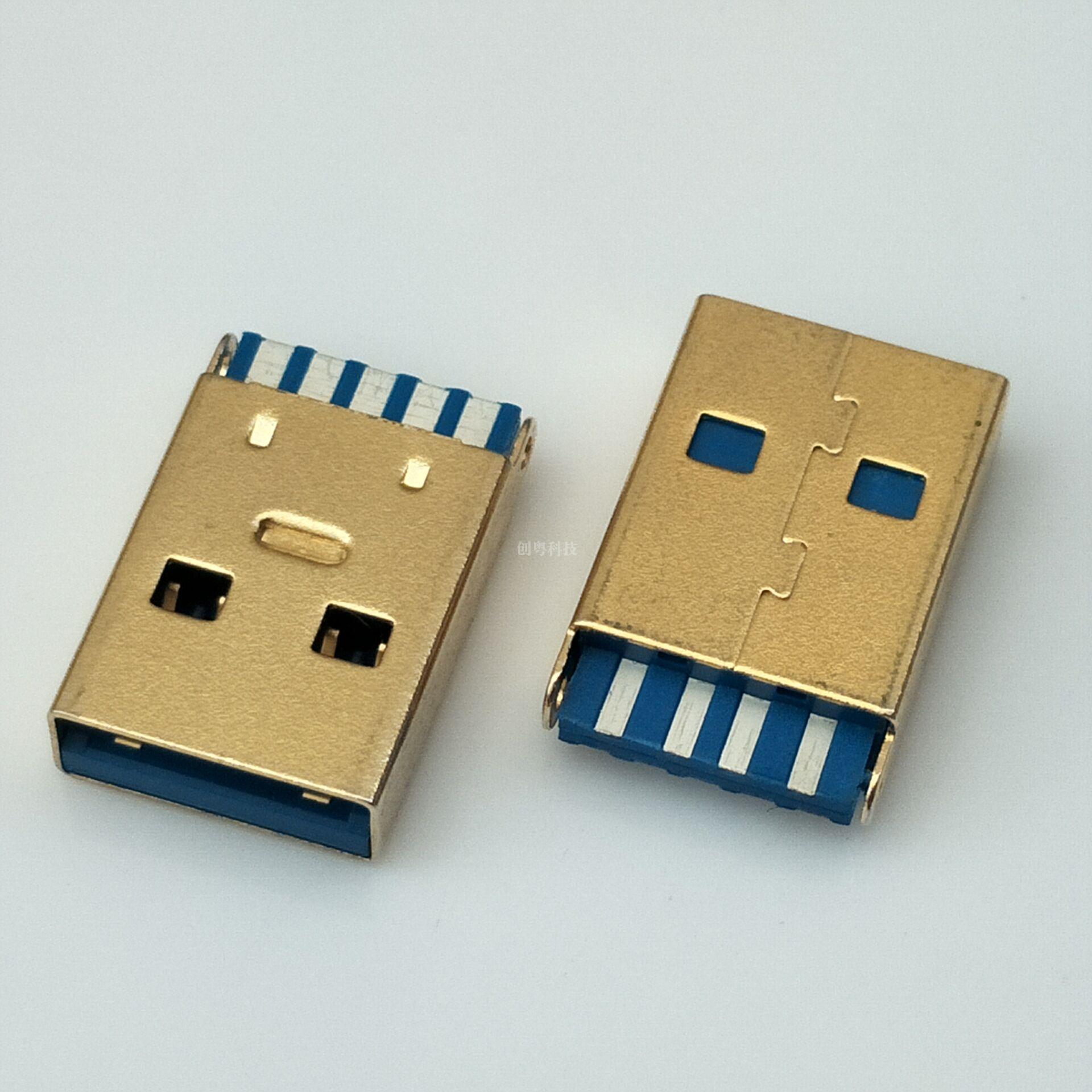 USB  AM3.0连接器