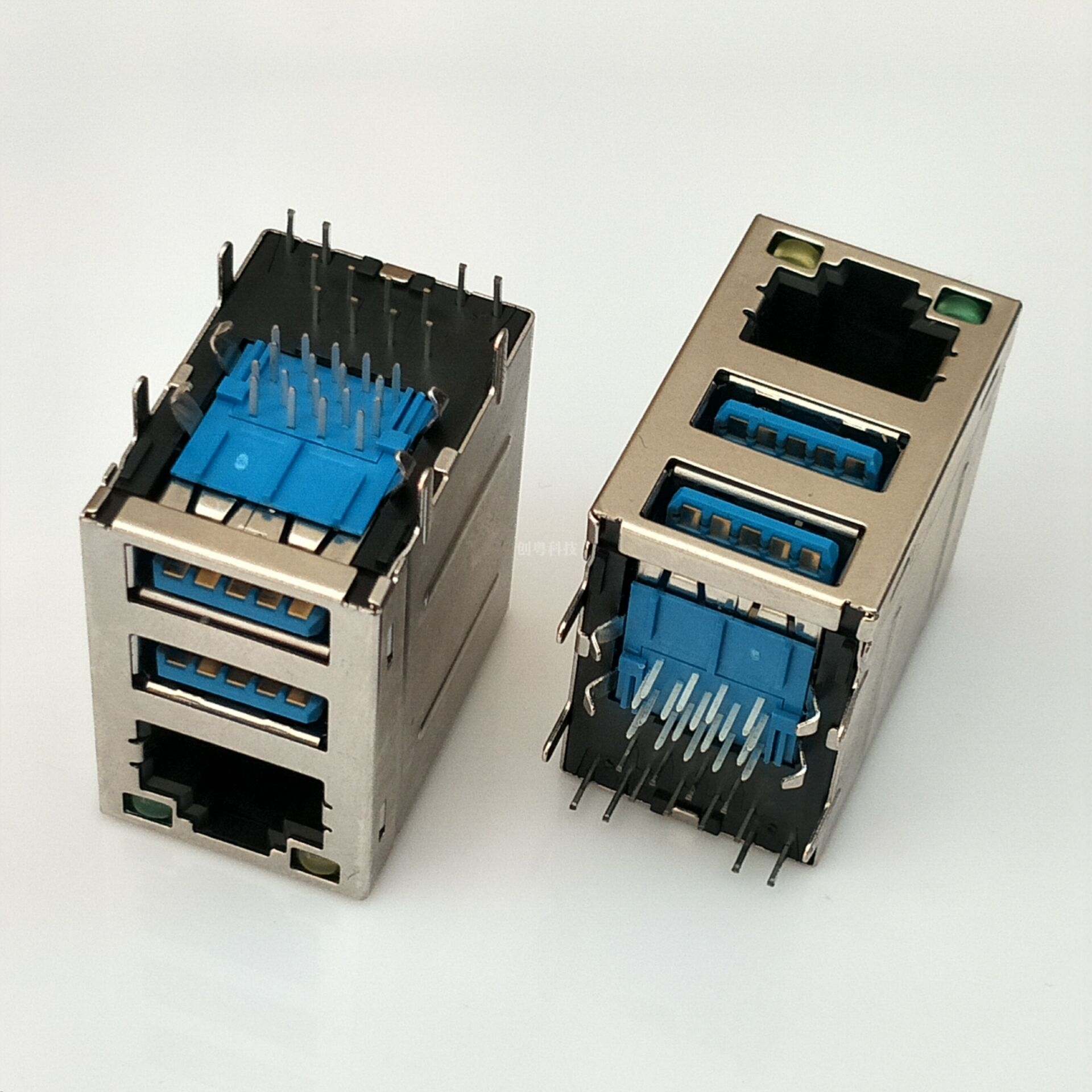 USB3.0+RJ45