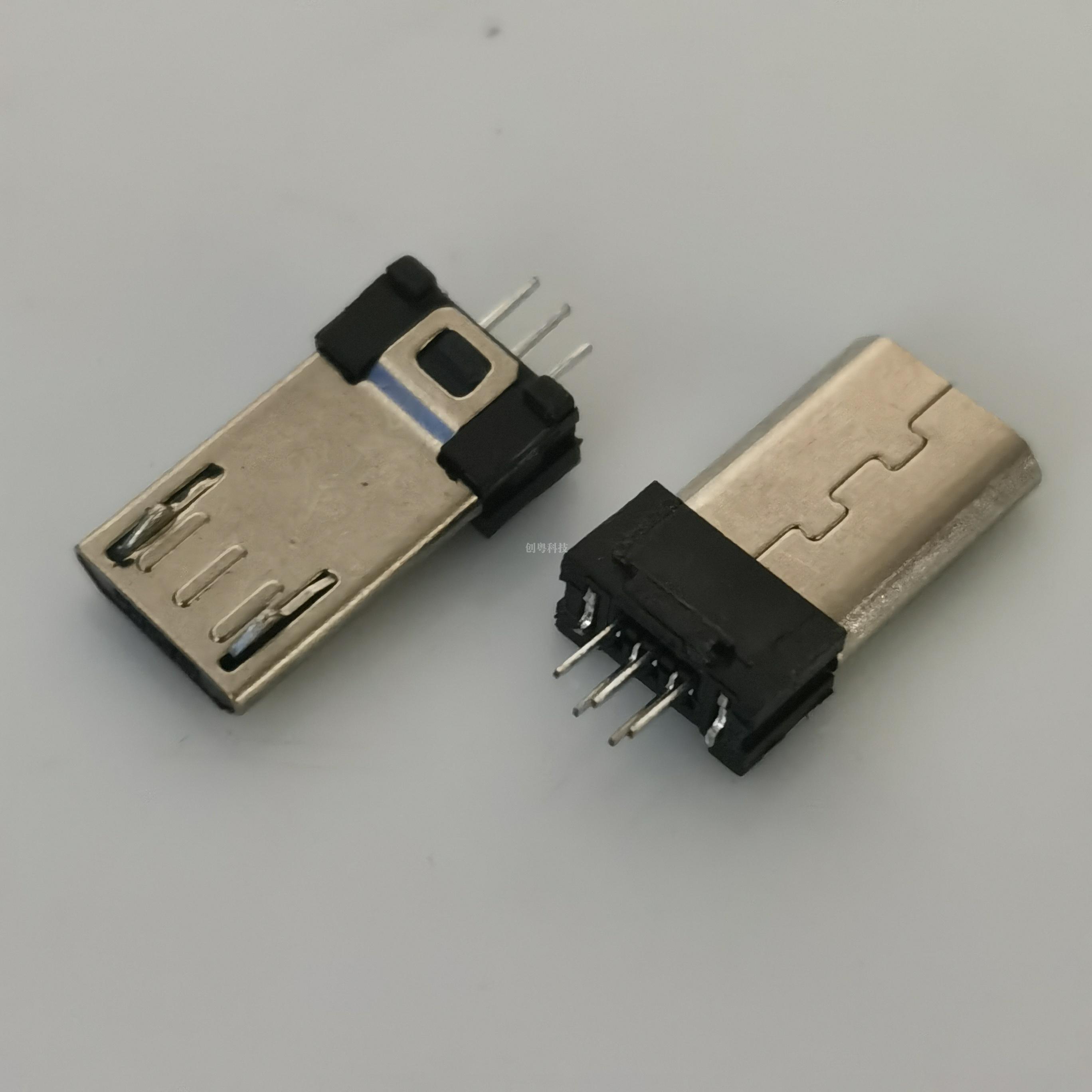 MICRO 夹板插头