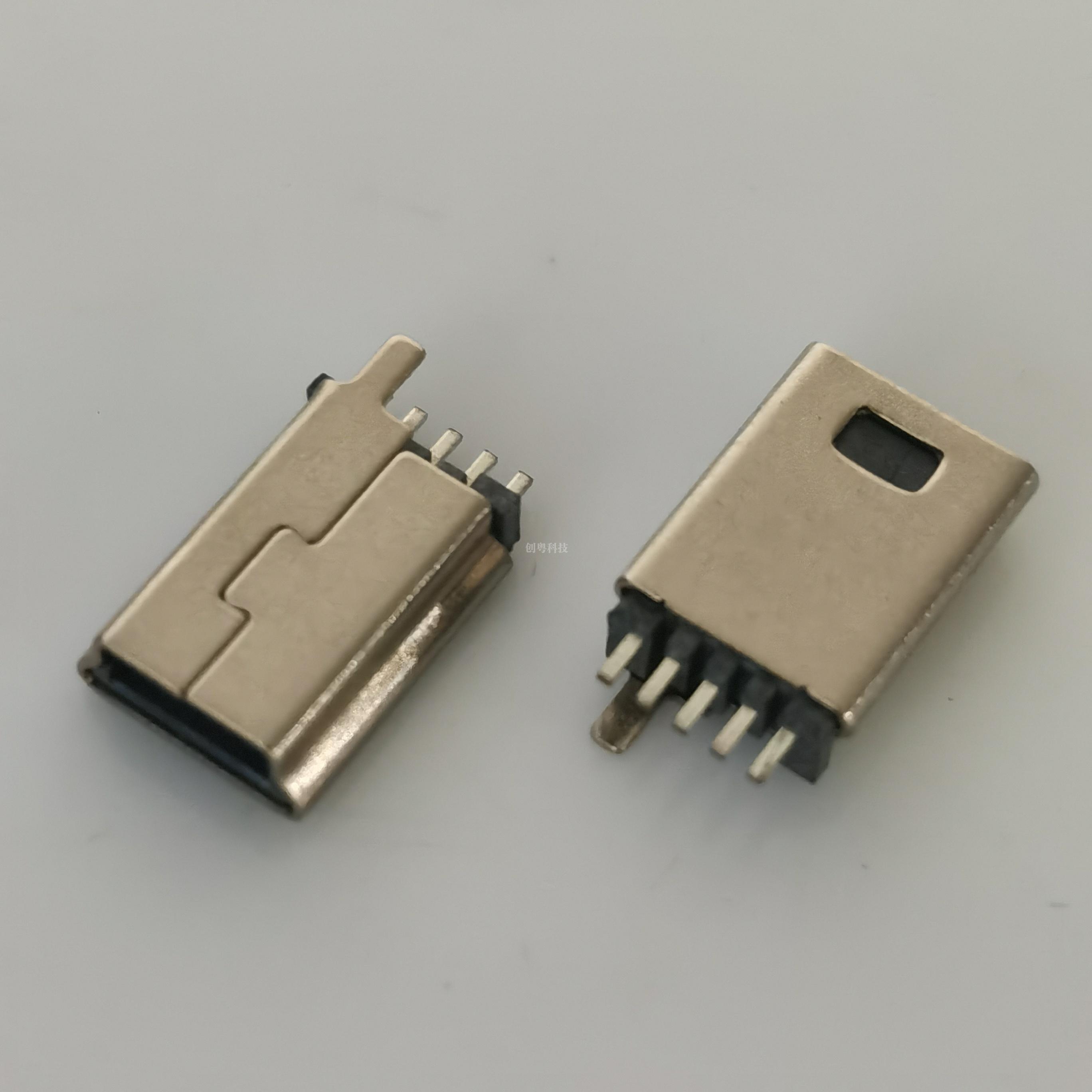 MINI USB 公头