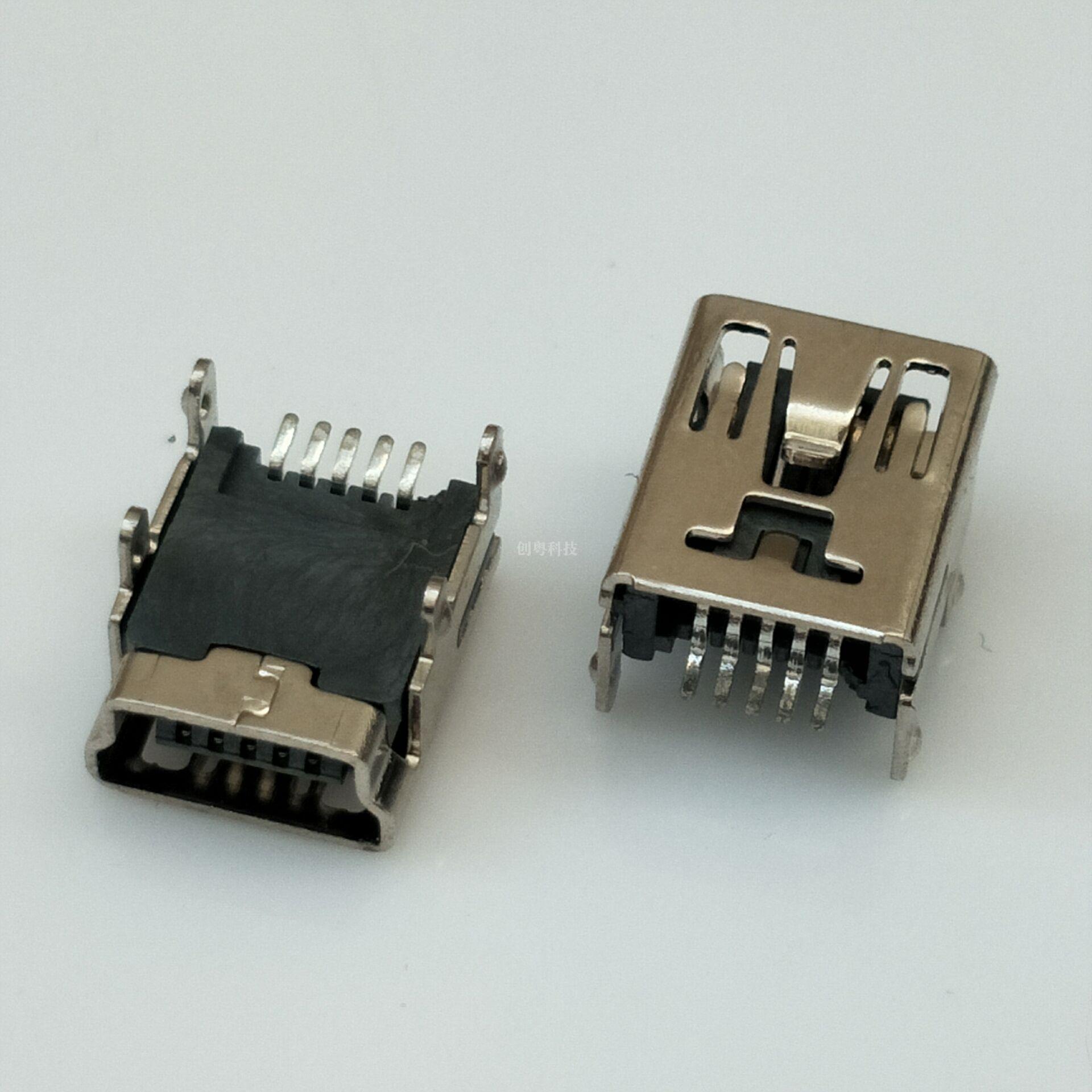 MINI USB 插座