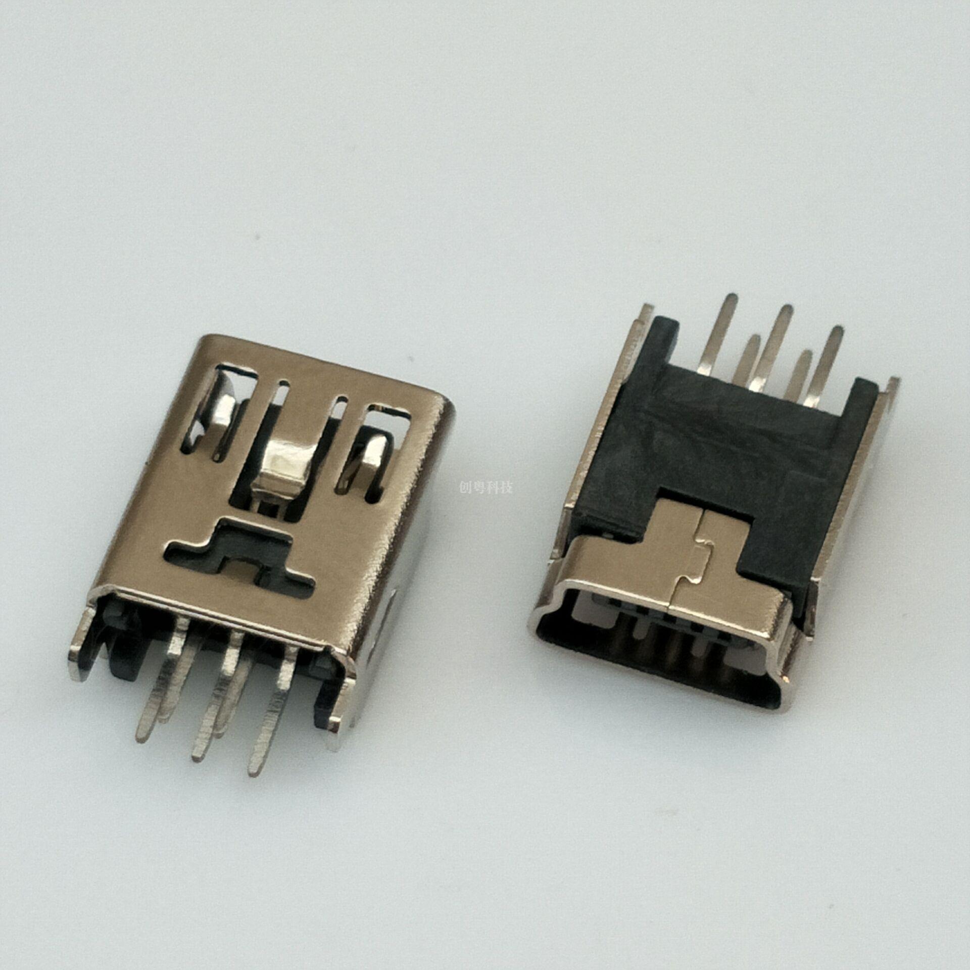 MINI USB母座